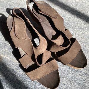 Pedro Garcia Lynna shoes in brown sz 39.5.
